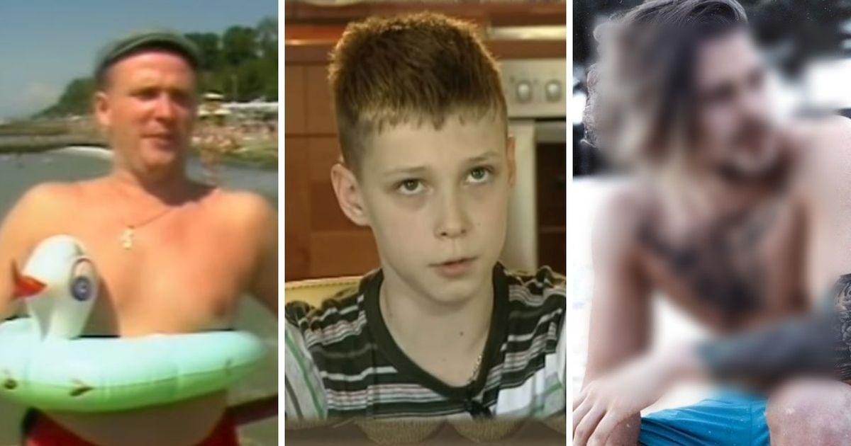 Фото Похож на Джонни Деппа. Как выглядит повзрослевший сын Рыбина и Сенчуковой