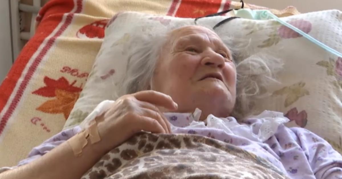 Фото 83-летняя женщина