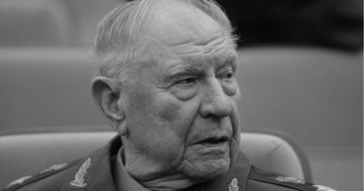 Фото Дмитрий Язов: ушел из жизни последний советский маршал
