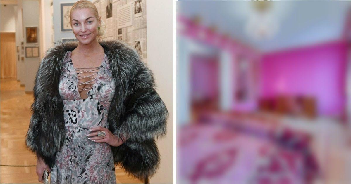 Фото Как выглядит квартира Волочковой, где она проведет первую брачную ночь