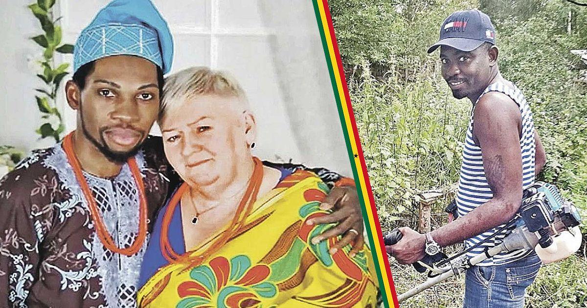 Фото Русская вдова нигерийского принца нашла любовь в Гане и потеряла ребенка