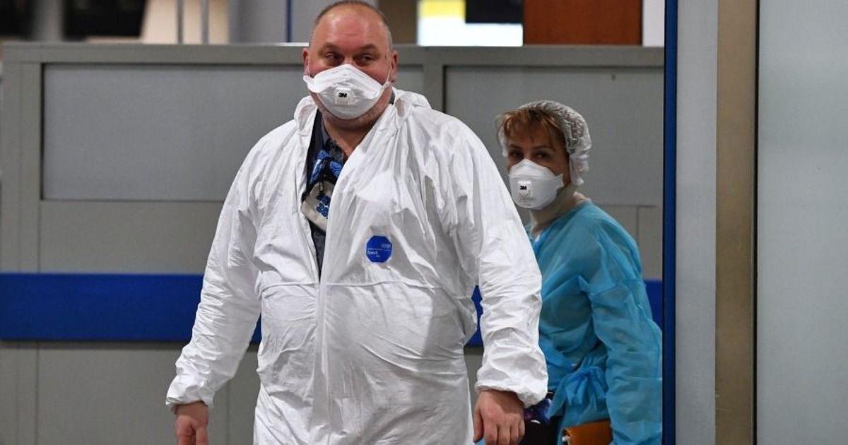 Фото У вернувшегося из Италии россиянина диагностировали коронавирус