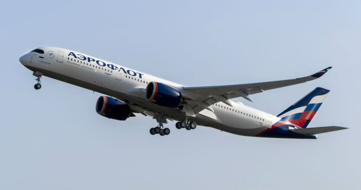 Фото Пилот и стюардесса «Аэрофлота» сбежали из-под карантина по коронавирусу