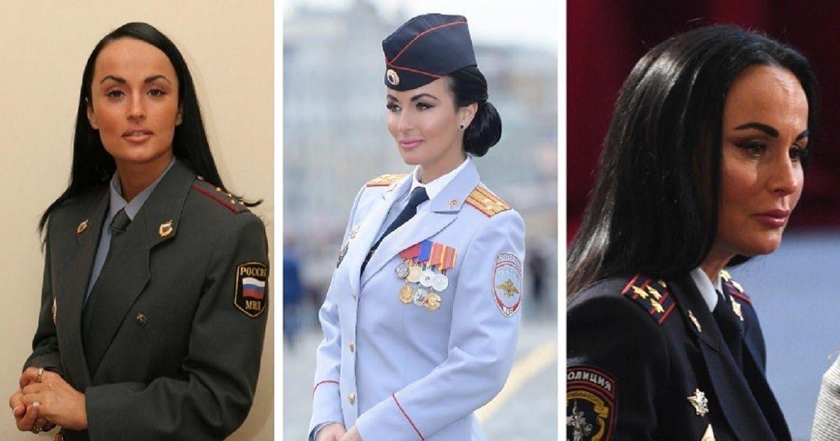 Фото Красавица-генерал: как менялась внешность Ирины Волк