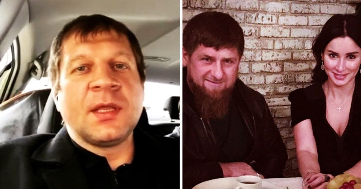 Фото Кадыров заставил Емельяненко извиниться перед Канделаки. Что происходит?