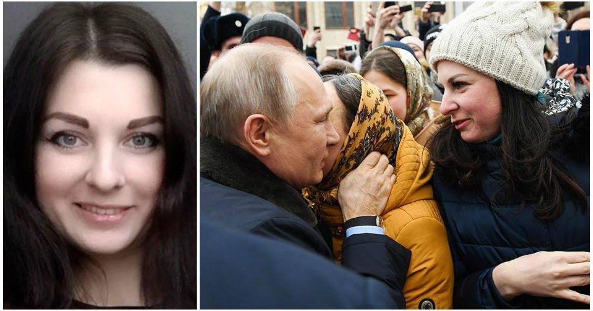 Фото Предложившая Путину жениться на ней жительница Иванова рассказала о себе