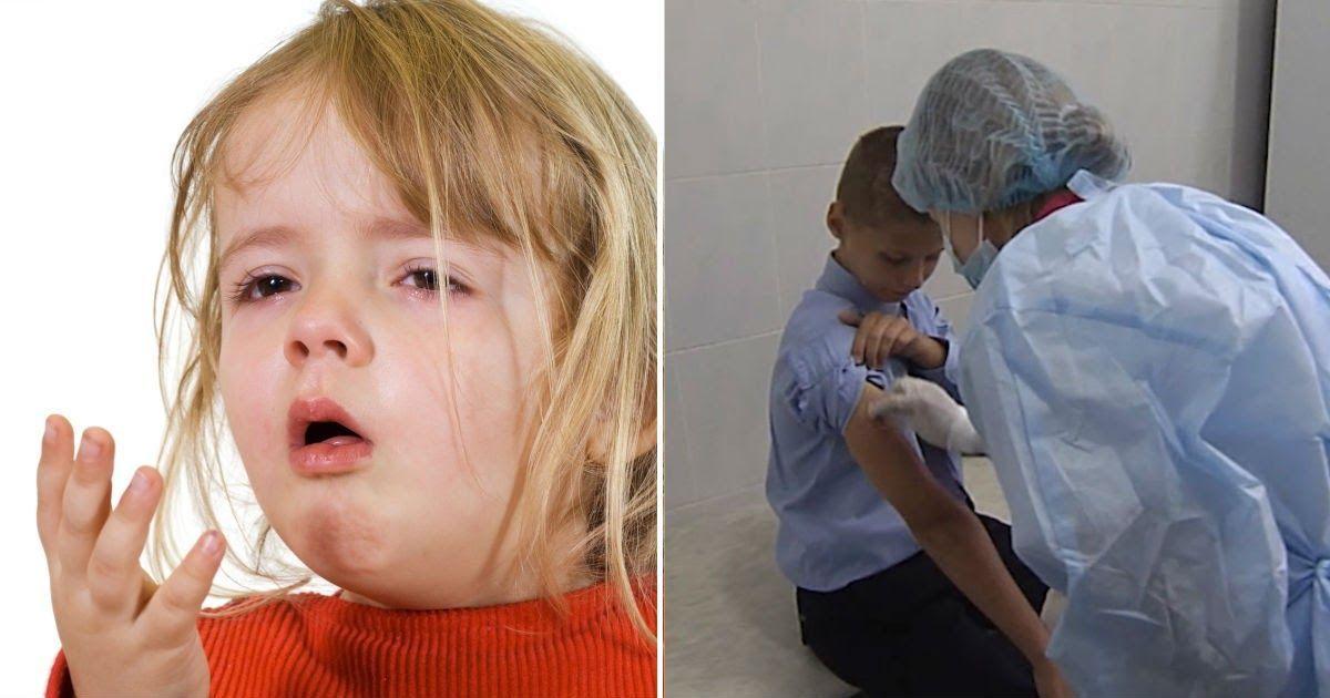 Фото Коклюш шагает по России: симптомы и лечение у детей и взрослых