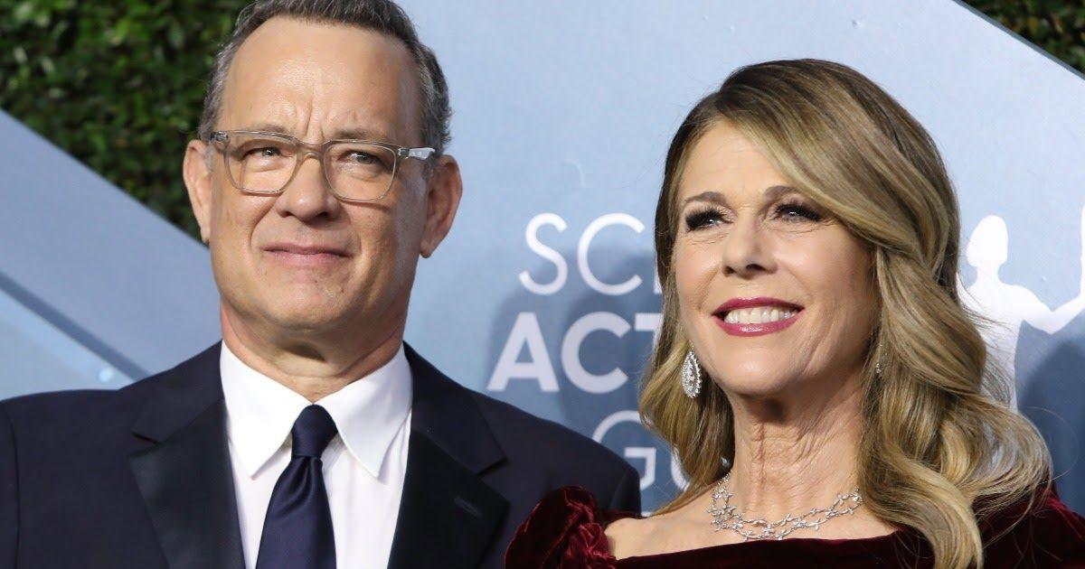 Фото Том Хэнкс с женой заразились коронавирусом в Австралии
