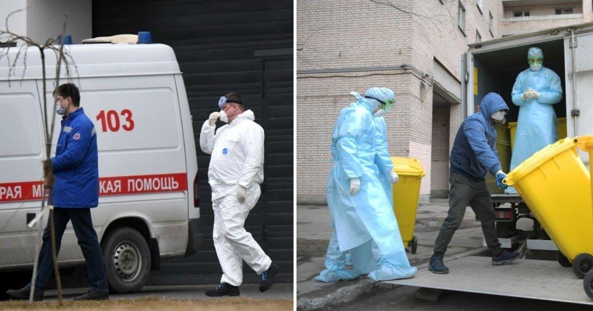 Фото В Петербурге запретили массовые мероприятия из-за коронавируса