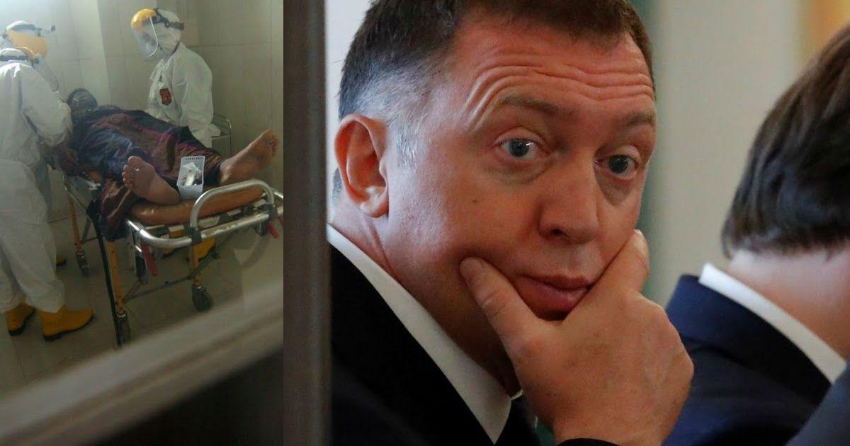 Фото «Мы не готовы к эпидемии»: Дерипаска требует ввести полный карантин в России