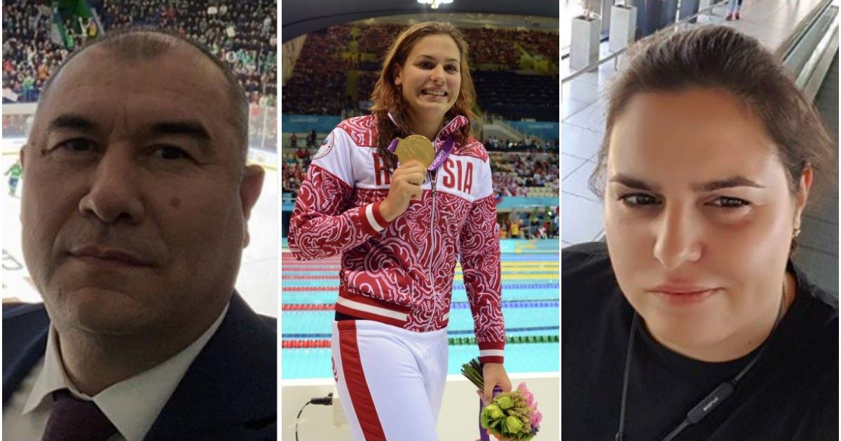 Фото Чиновник отчитал восьмикратную паралимпийскую чемпионку за неуважение