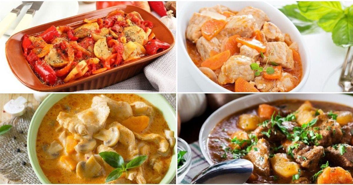 Фото Подборка разнообразных рецептов рагу для всей семьи