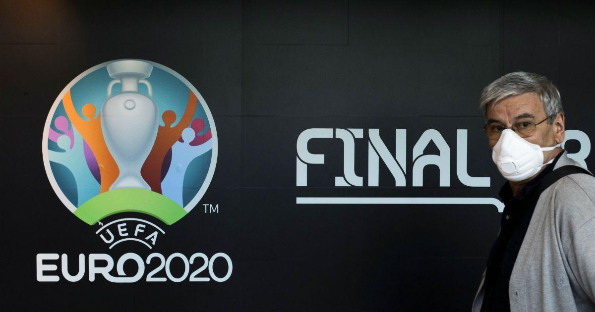 Фото Чемпионат Европы по футболу перенесли на год вперед