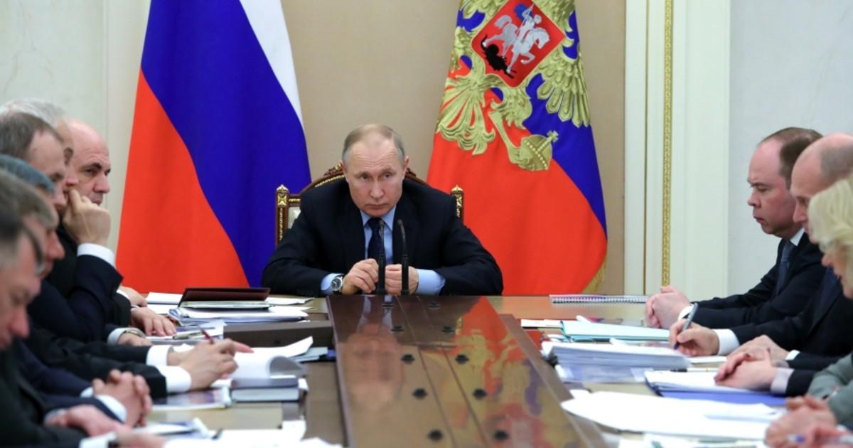 Фото Не до коронавируса. Какие три главных шока грозят экономике России?