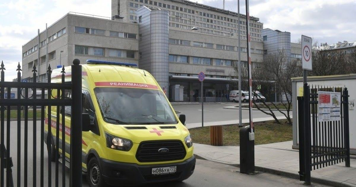 Фото В Москве 20 человек с подозрением на COVID-19 находятся в реанимации