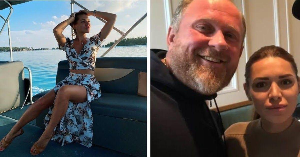 Фото Любовница Ивлева, из-за которой он расстался с женой, ответила критикам