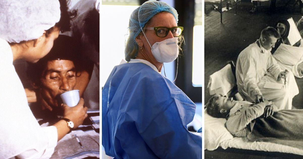 Фото От чумы до коронавируса: смертоносность худших эпидемий в истории