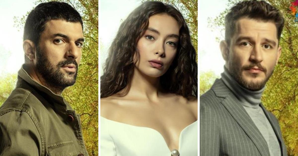 Фото «Дочь посла». Почему все сходят с ума от нового турецкого сериала?