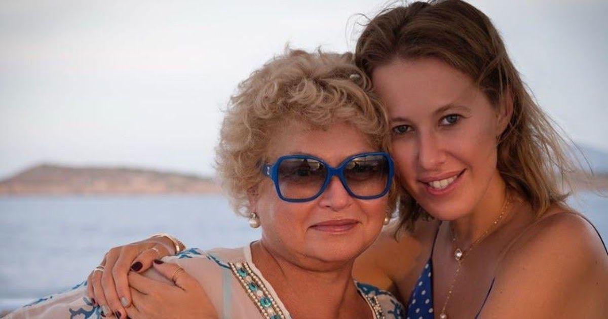 Фото Собчак назвала диагноз мамы, попавшей в больницу в Коммунарке