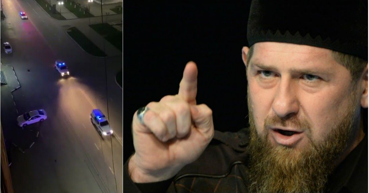 Фото Чечня закрывается. Власти Грозного полностью закрыли въезд в город