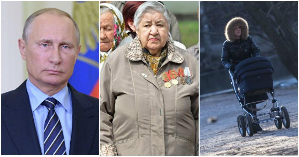 Фото «Вирусная» помощь, пенсии и долги. Что изменится в России с апреля?