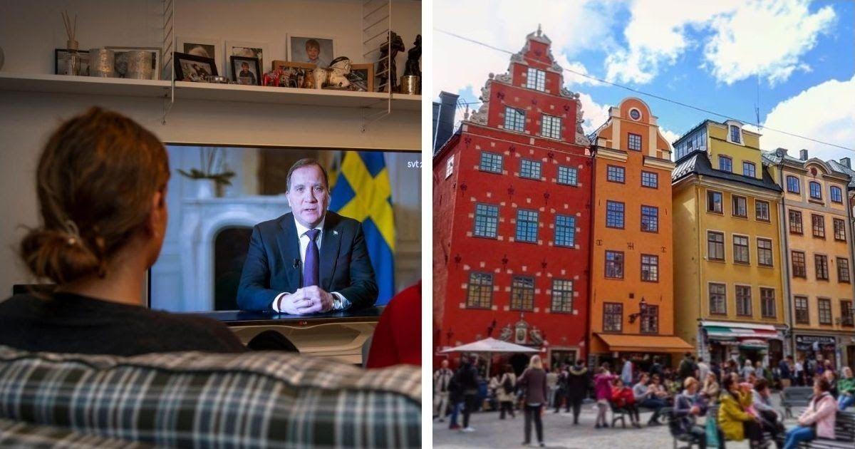 Фото Швеция отказалась вводить карантин из-за вируса. Как она живет?