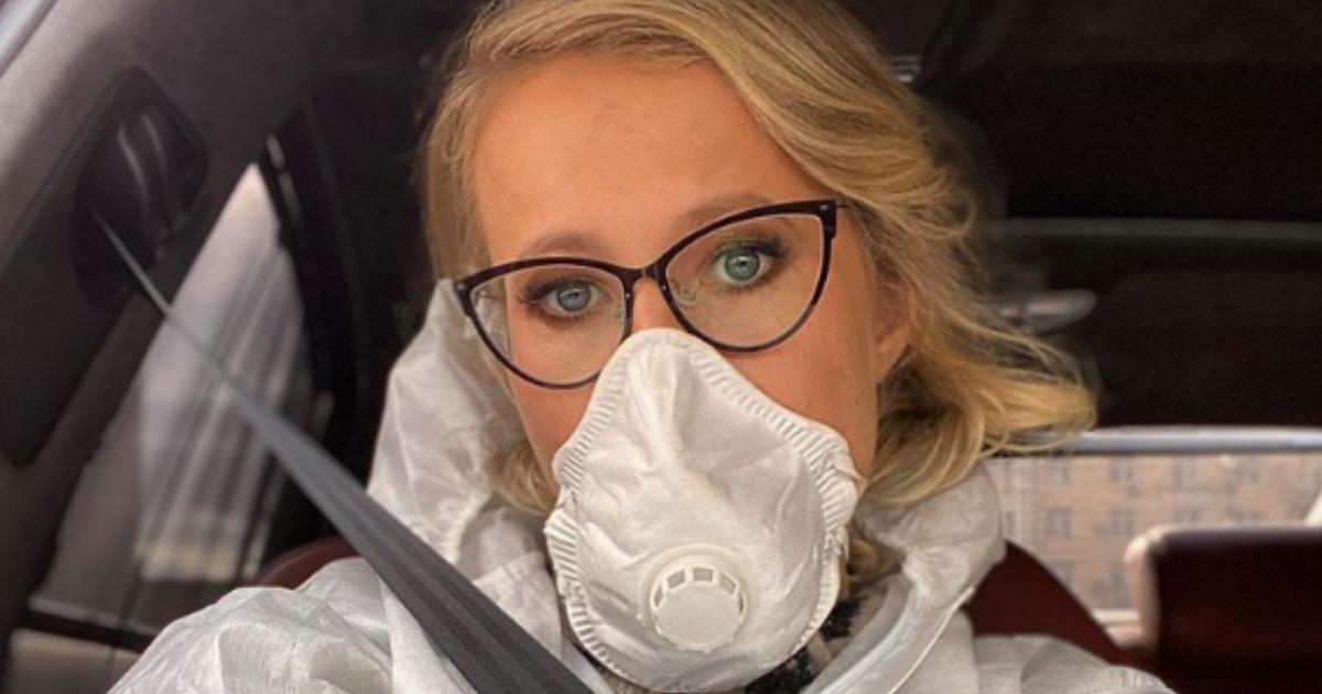 Фото «Я уже переболела коронавирусом»: Собчак сделала признание о болезни