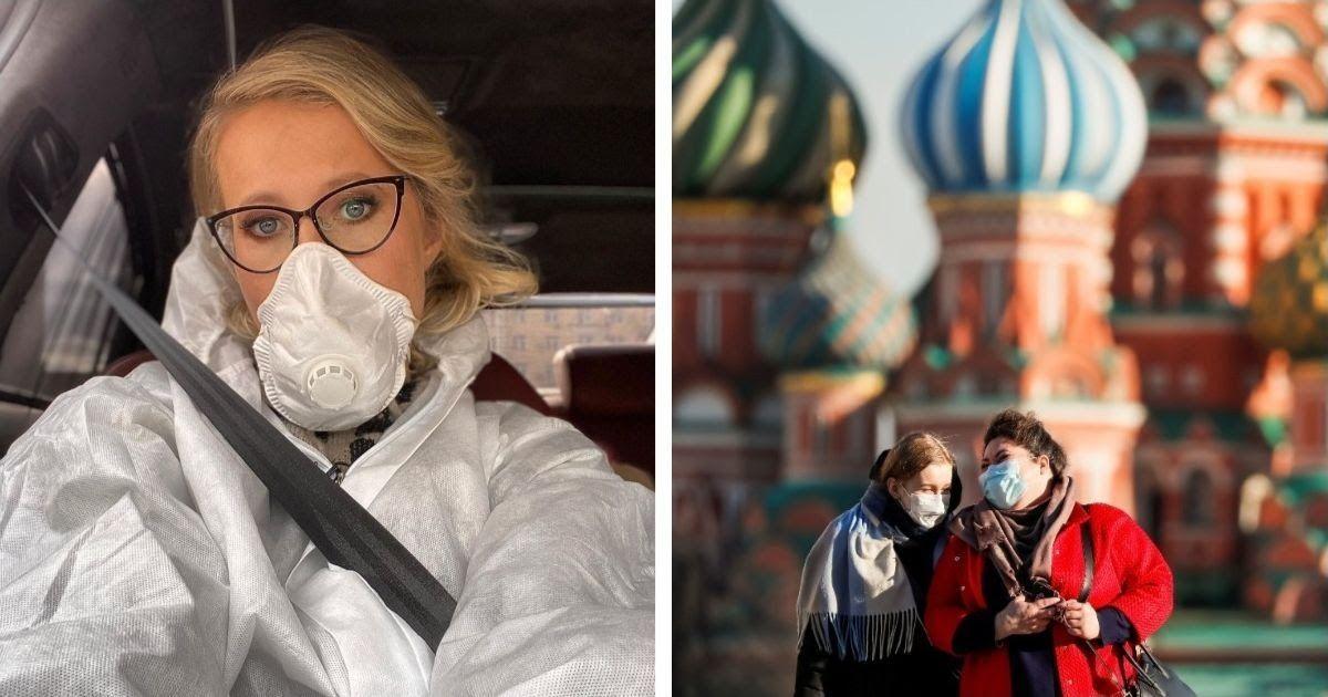 Фото Не верьте Собчак. Могли ли вы «переболеть коронавирусом» еще зимой?