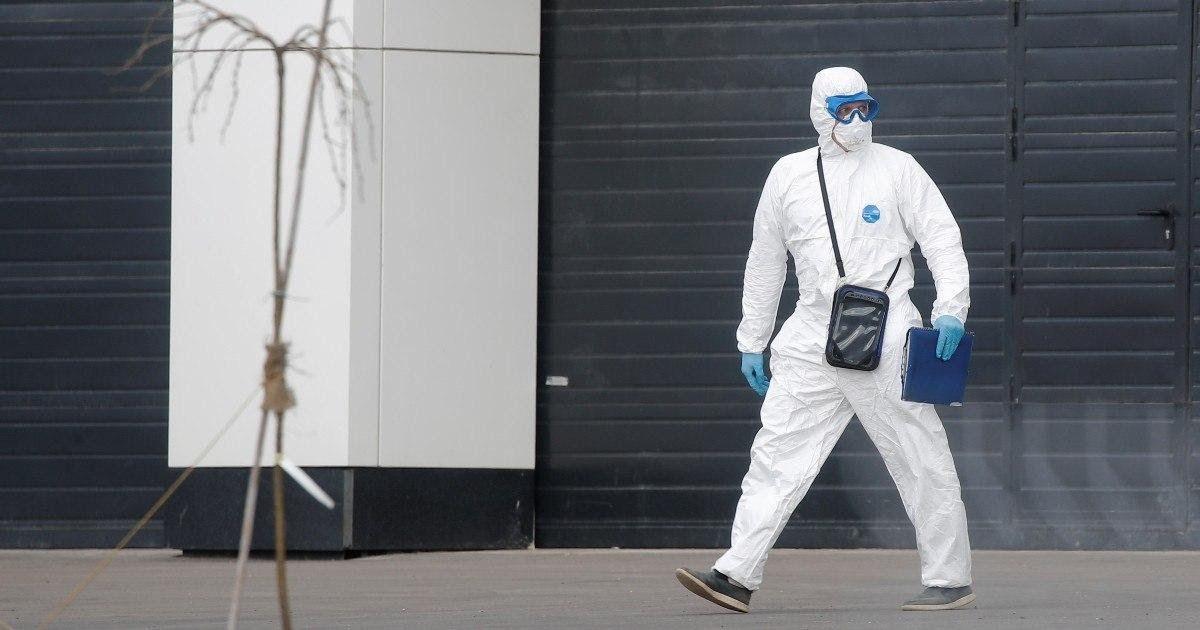 Фото В России 771 новый случай COVID-19: данные о пандемии на утро 2 апреля