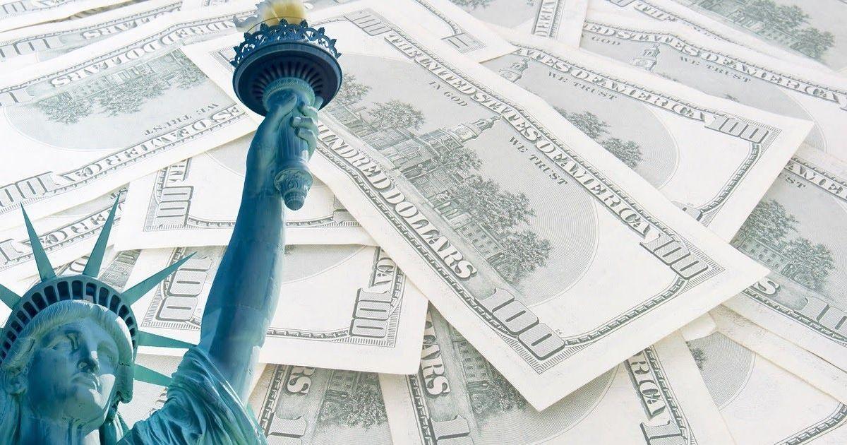 Фото Госдолг США: кому должны американцы и грозит ли стране дефолт?