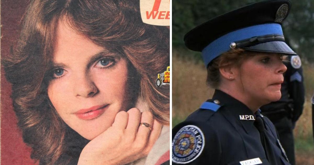 Фото Не смогла жить, потеряв мужа. Судьба актрисы из «Полицейской академии»