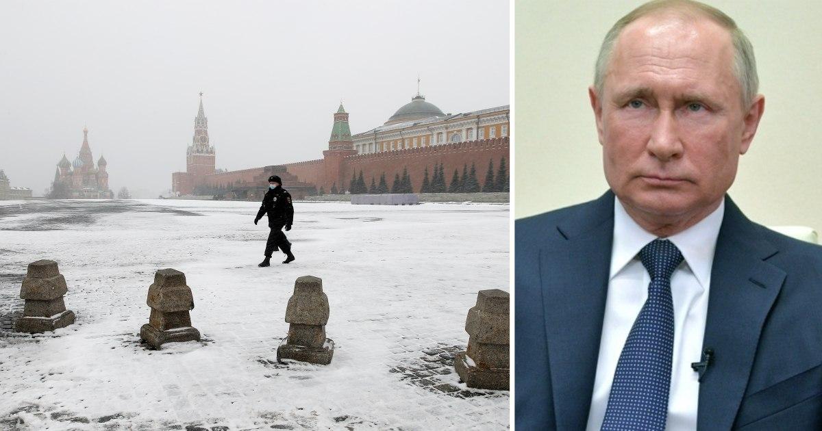 Фото Самоизоляция до Первомая. Как понимать обращение Путина к россиянам?