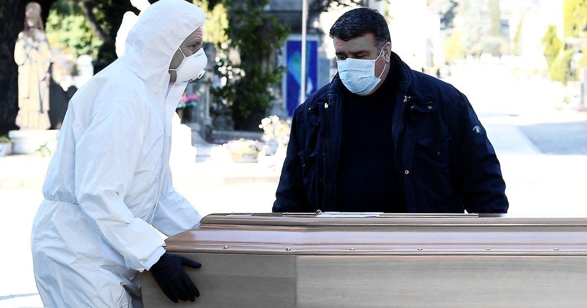 Фото Реальная смертность: что не так с числом жертв коронавируса в Италии