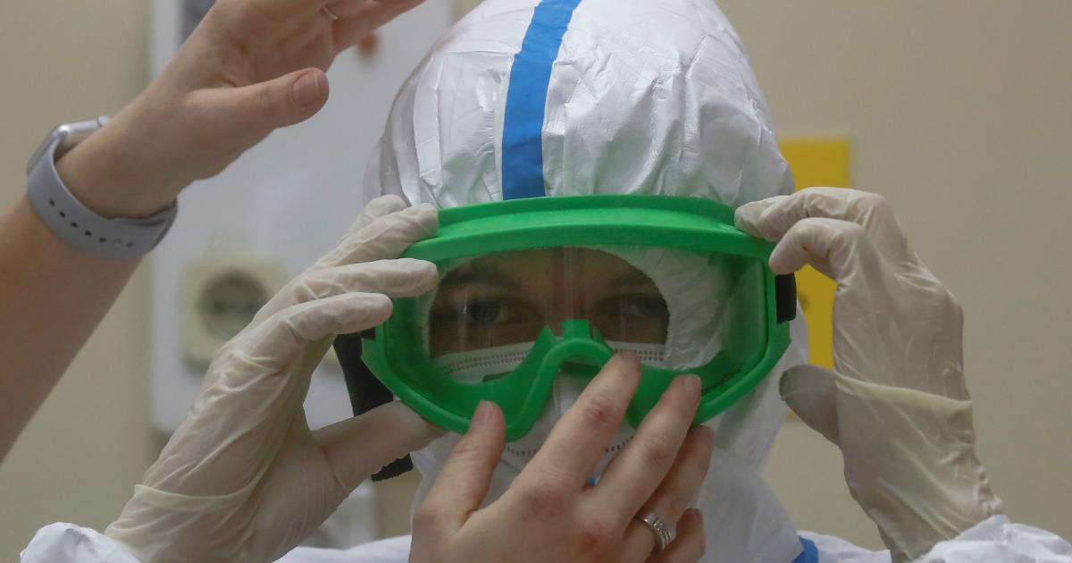 Фото Число зараженных растет: данные о пандемии коронавируса к вечеру 3 апреля