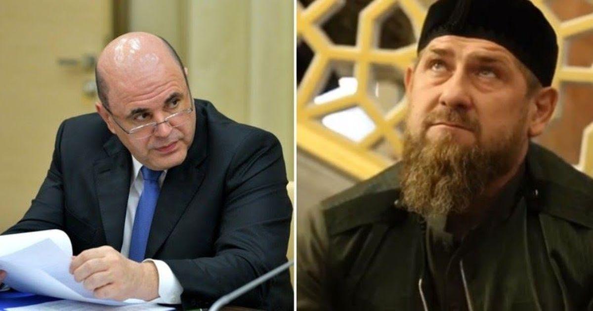 Фото Мишустин против Кадырова? Премьер запретил закрывать границы субъектов