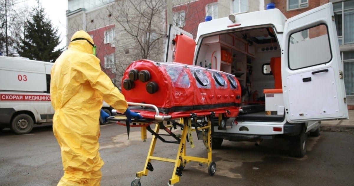 Фото От врачей до прихожан: вспышки коронавируса в российских регионах