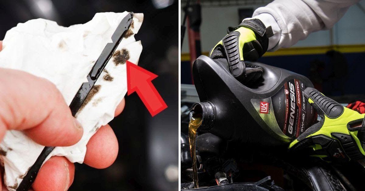 Фото Какое моторное масло заливать? Ошибки, которые совершают водители