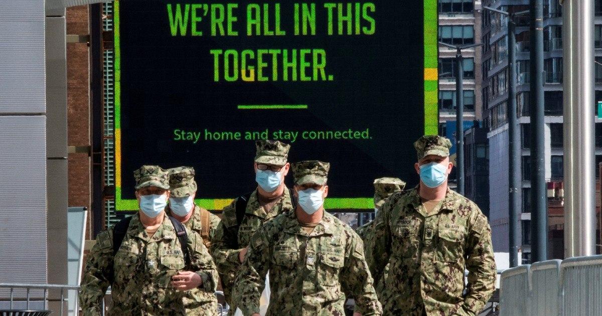 Фото В США - худшие сутки по числу умерших. Данные о пандемии на утро 8 апреля
