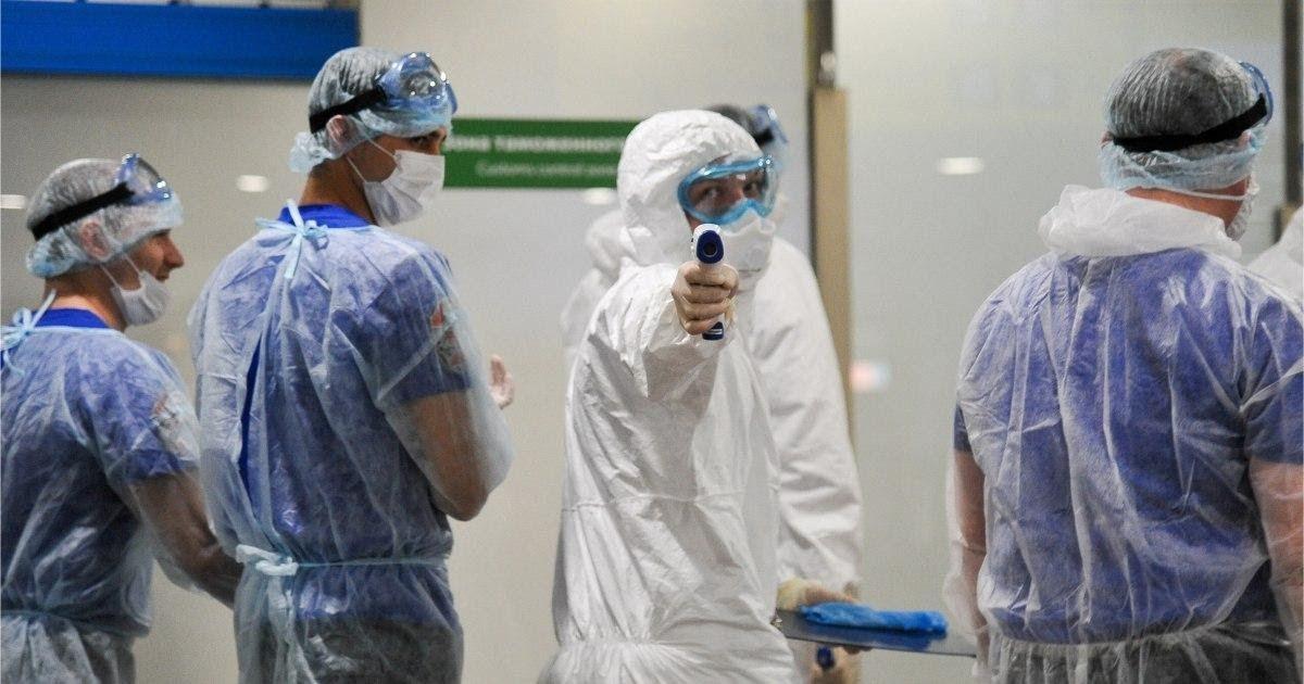 Фото Самой младшей было 33 года. В Москве растет число жертв коронавируса