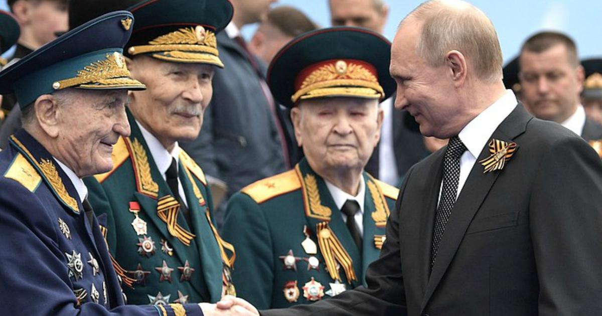 Фото Парад Победы в любом случае состоится - Кремль