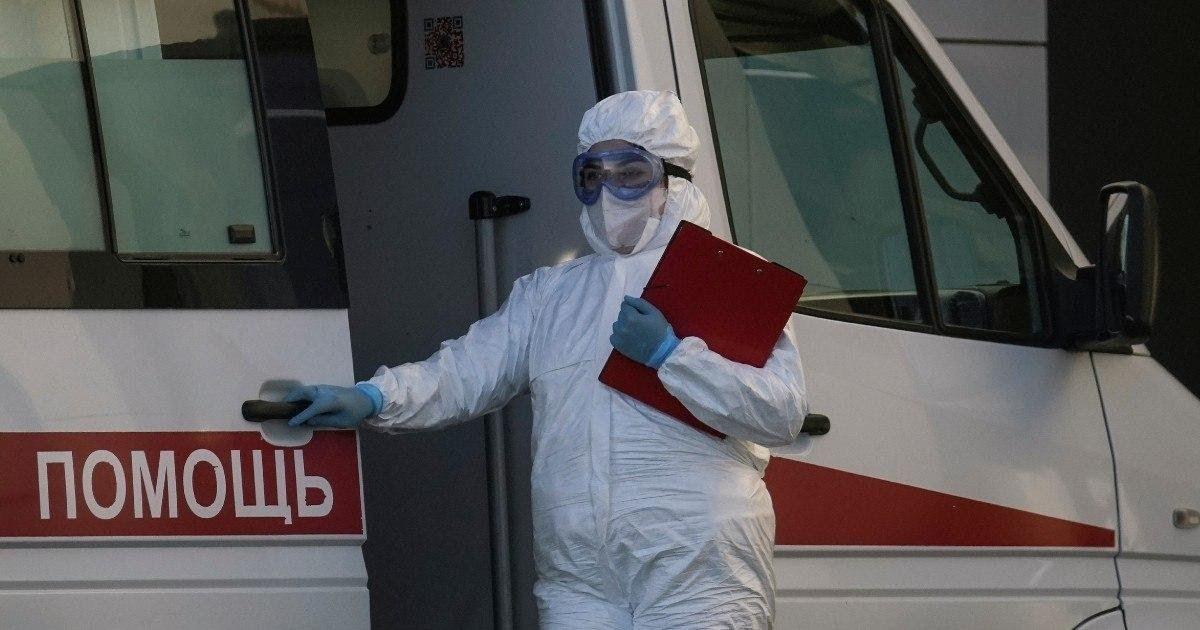 Фото 2 558 новых случаев. Данные о коронавирусе в России на утро 13 апреля