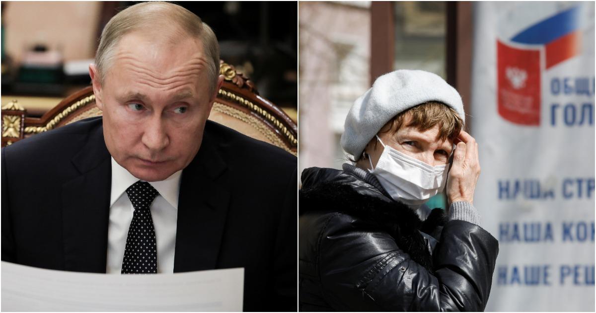Фото Жадничаю от чистого сердца. Кому не поможет триллион от Путина