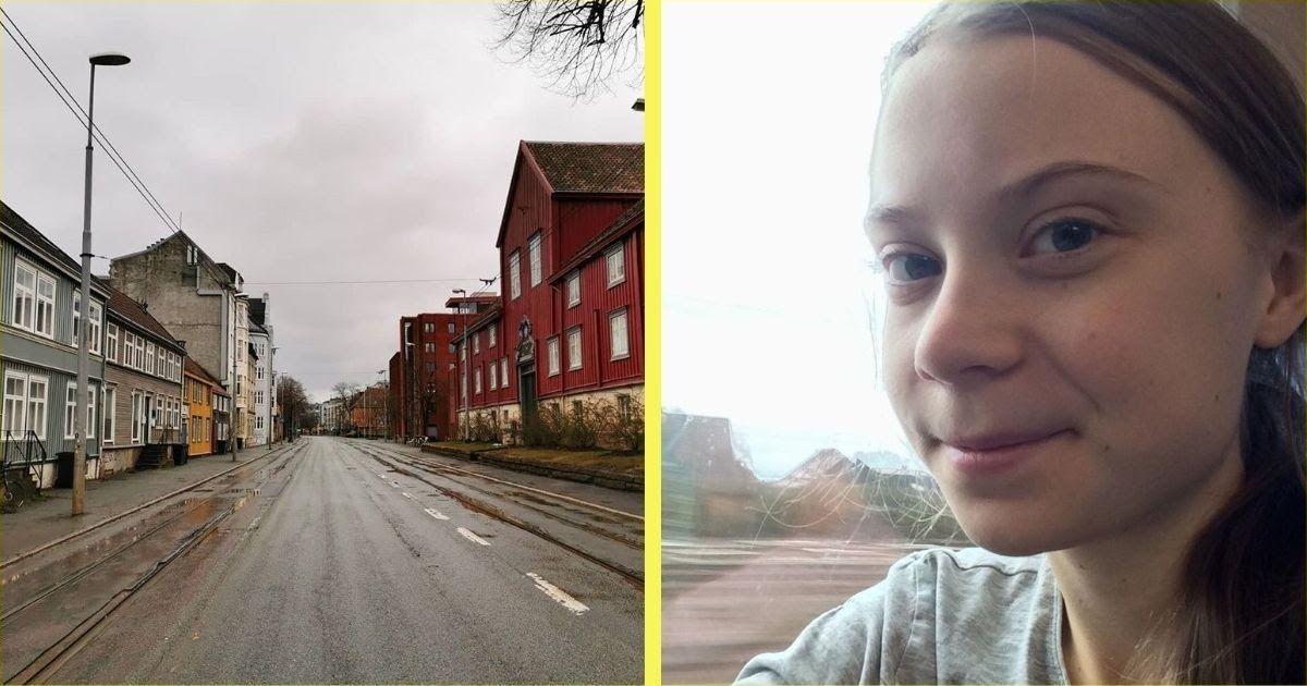 Фото Куда приводят мечты: как живется Грете Тунберг в эпоху коронавируса