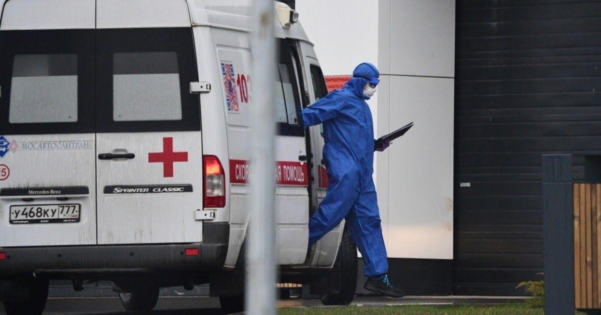 Фото В Москве cкoнчaлись еще семеро пациентов. 36-летний - от осложнений