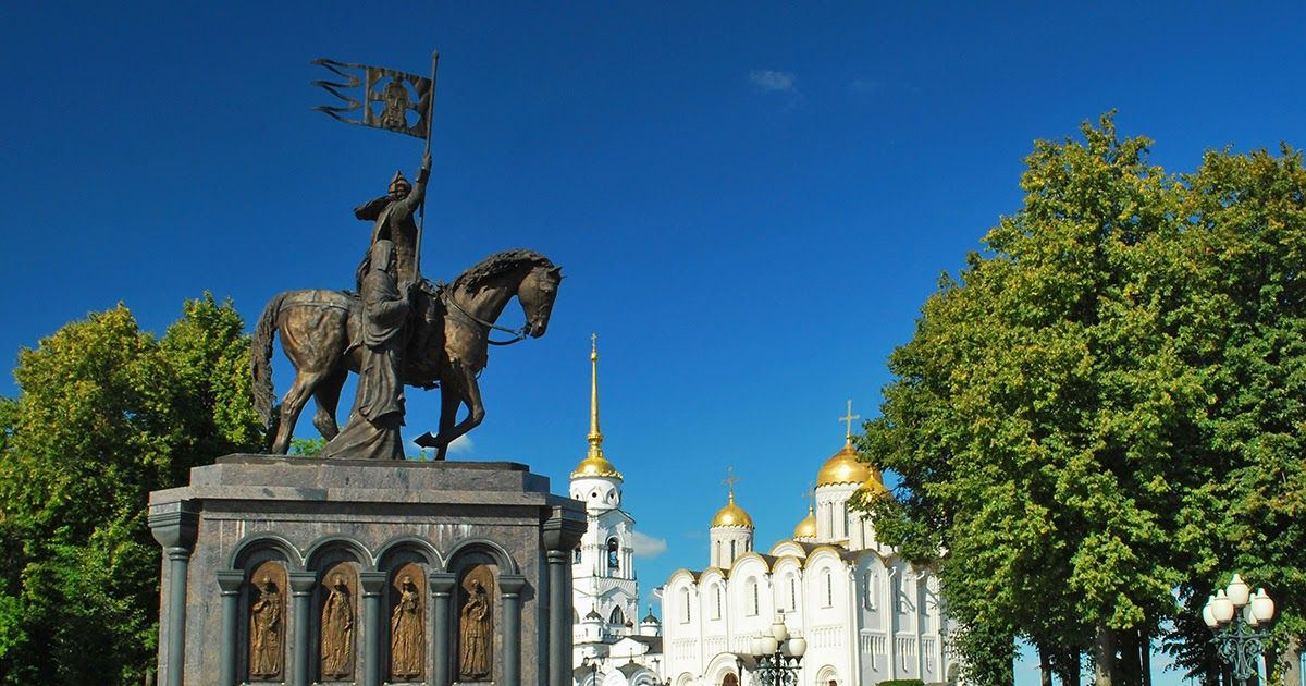 Фото Достопримечательности и музеи Владимира: куда сходить туристу и что посмотреть
