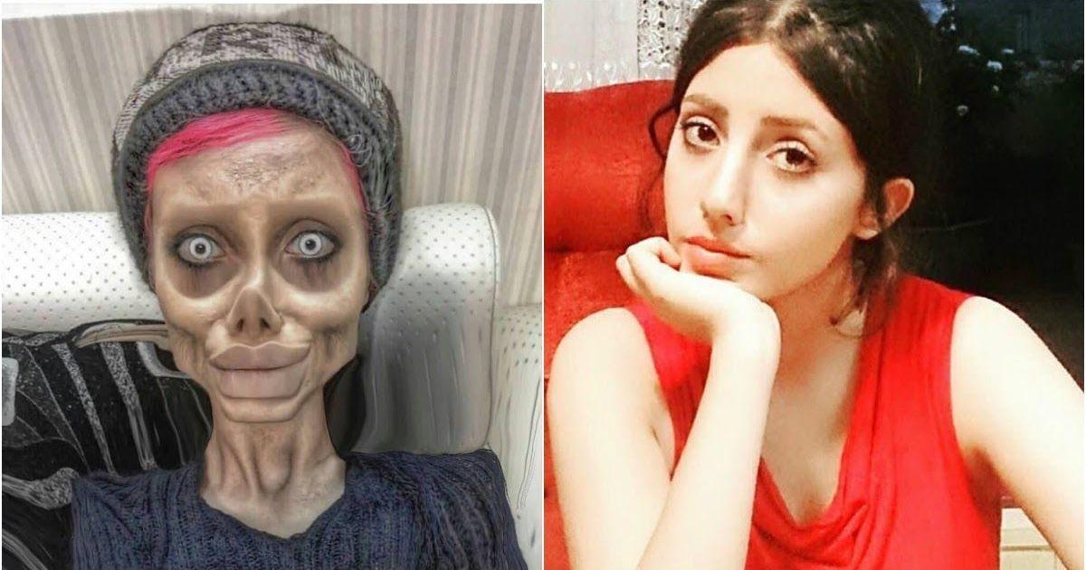 Фото «Иранская Джоли» заразилась коронавирусом в тюрьме, она в реанимации