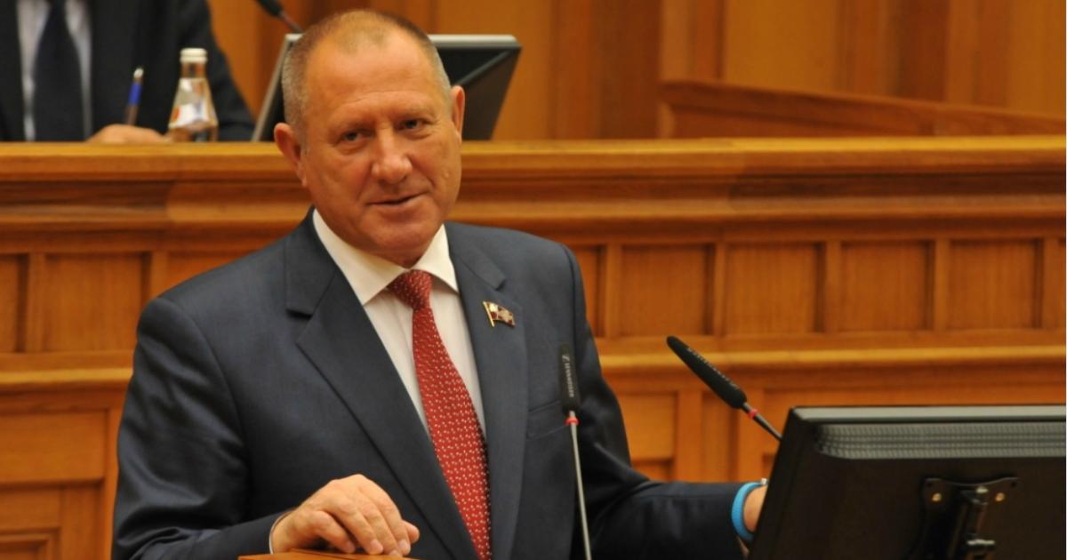 Фото Депутат Иван Жуков умер в реанимации с коронавирусом
