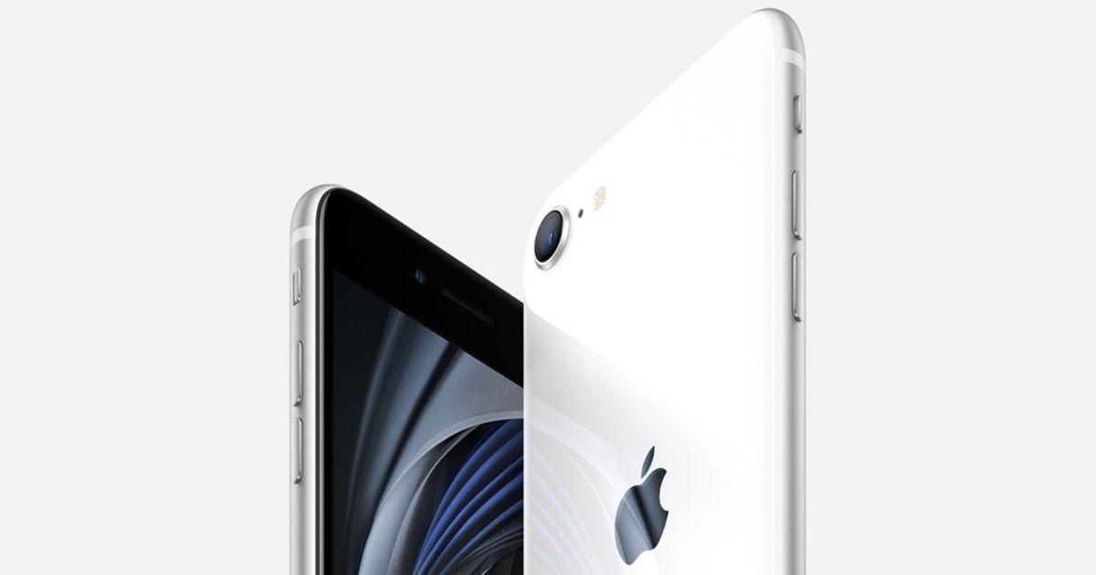 Фото Представлен новый iPhone SE — цена. Характеристики iPhone SE 2. Почему стоит купить iPhone SE 2020