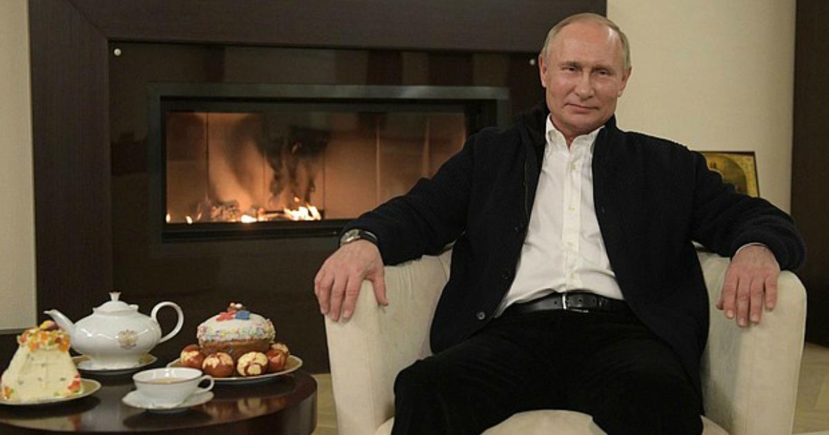 Фото «Деньги есть и мы их используем»: Путин выступил с новым обращением к нации