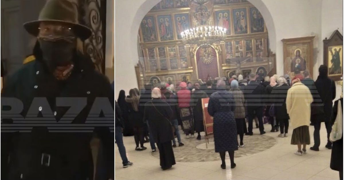 Фото Закон не писан: элита устроила пасхальную службу для своих в Москве